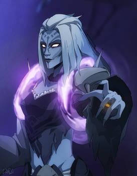 Moira Banshee [Overwatch]