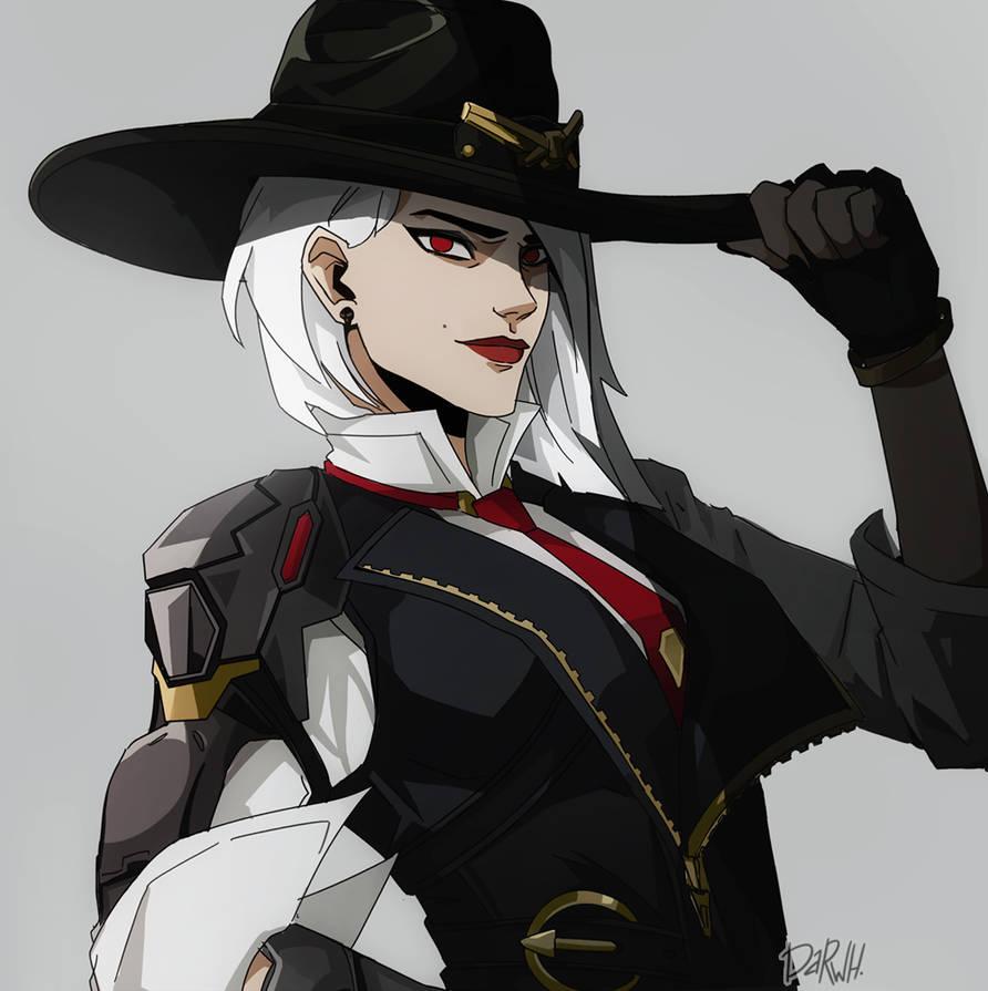 Ashe [Overwatch]