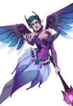 Sugar Plum Fairy Mercy [Overwatch]