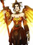Mercy Zhuque [Overwatch]