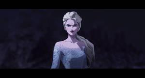 Screen Redraw Elsa [Frozen 2]