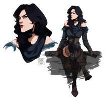 Yennefer of Vengerberg [The Witcher]