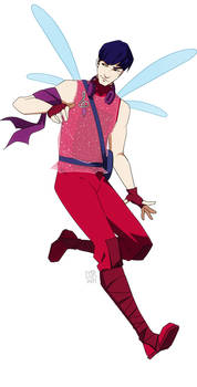 Musa [Winx] Genderbend
