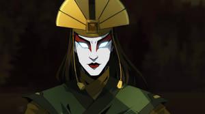 Kyoshi [Avatar The Last Airbender]