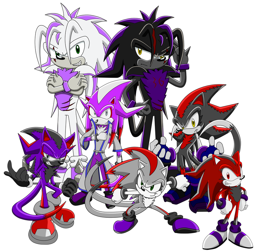 Family of Chaos -updated- by DemonSheyd500025