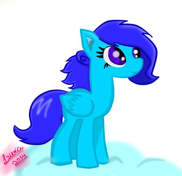 .::Blue Cookie::. by shadowandtikalfan