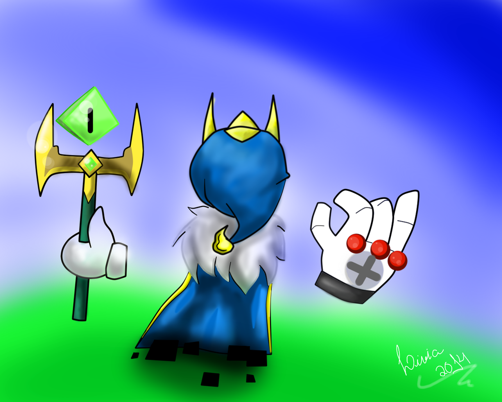 .:: Veigar Final Boss::. by shadowandtikalfan