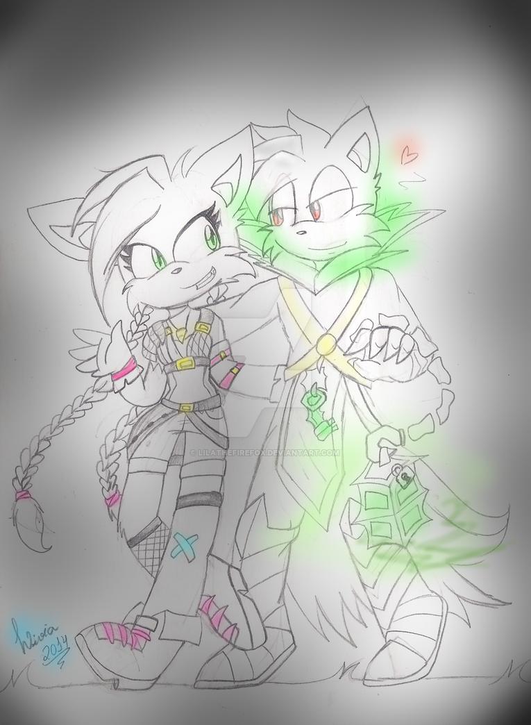 :: Duo with me? :: by shadowandtikalfan