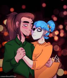 Shall we dance? by LilaTheFireFox