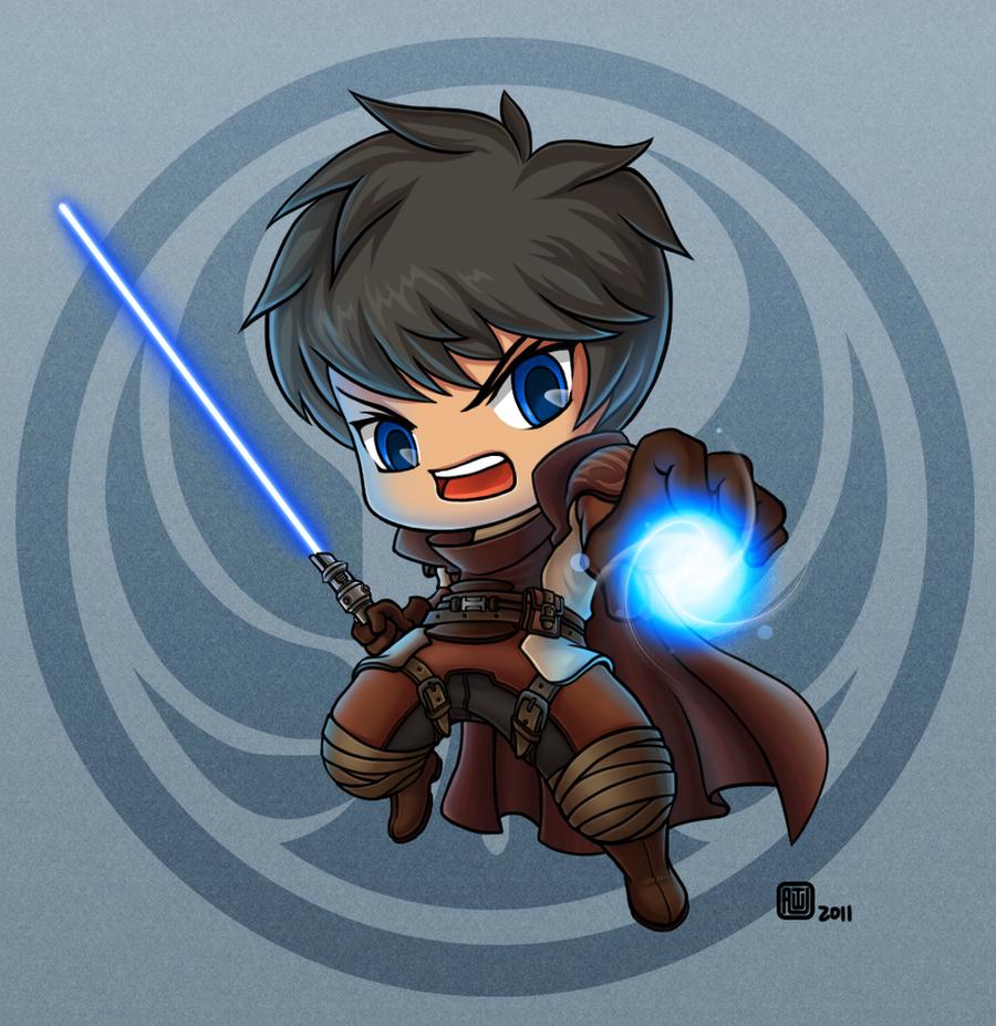 Jedi Sentinel by lighto
