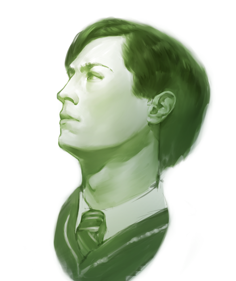 Tom Riddle by chacuri