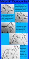 Wolf/ Canine Tutorial Part 2 by killercandy15