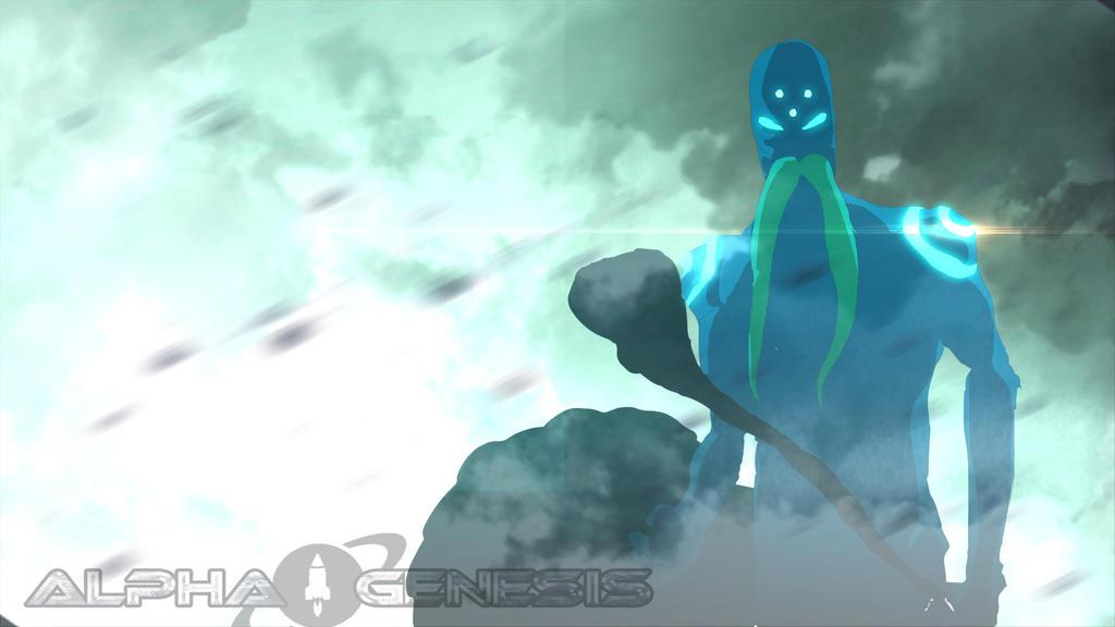 Master Fei - Alpha Genesis by Prydzanimation