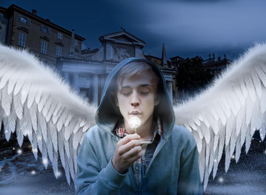 Angel by AliRawi