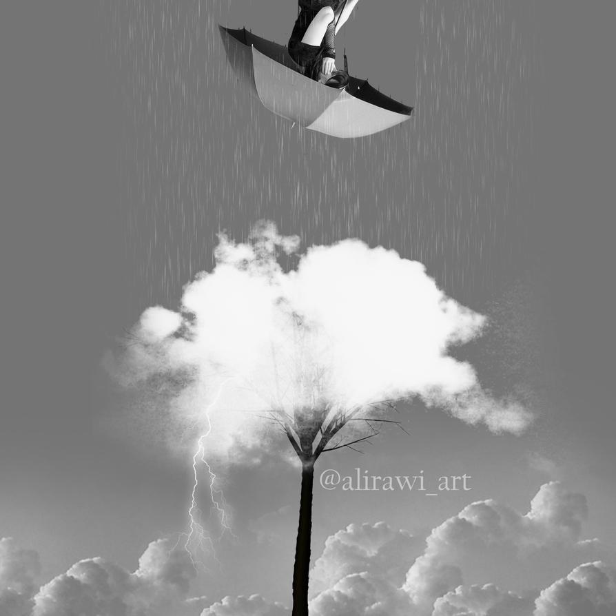 Cloudy by AliRawi