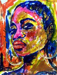 Femme de rituels 2 by amoxes