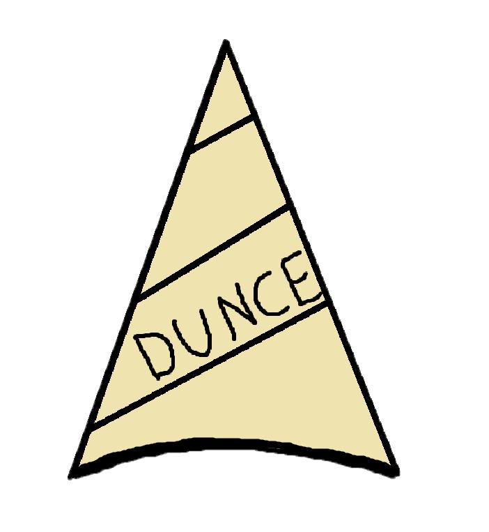dunce cap by xertris on deviantart september 11 clipart september 11 clip art