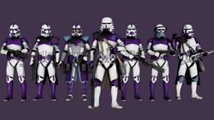 Clone Troopers | 187th Legion