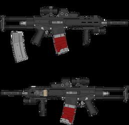 Damascus Arms MK.12 Carbine by TheMakoHighlander