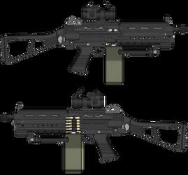 Sigil Armouries SA-TSW by TheMakoHighlander
