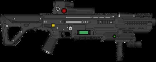 Sigil Armouries SA-24 Shotgun by TheMakoHighlander