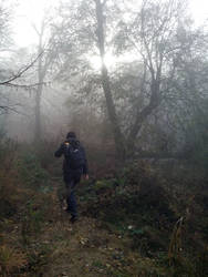 Hiking through Macin by ChildOfMorpheus