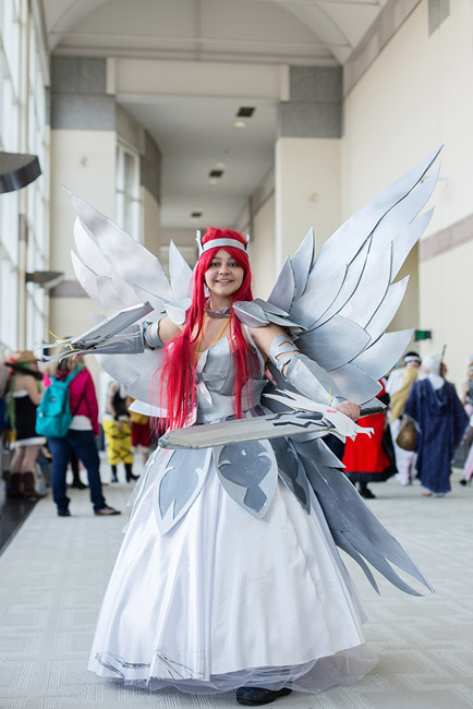 Erza Scarlet Heaven's Wheel Armor Cosplay 1 by mauralucky7 ...