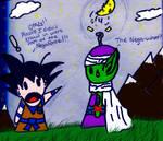 omg Negaforce equals Piccolo??