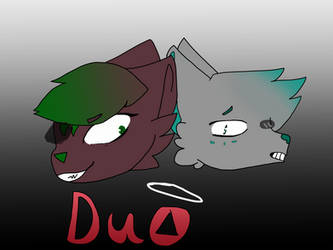 Duo-comic pilot cover. by ThronesOfGame