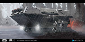 ILM - The Ride - Imperial AT-TC