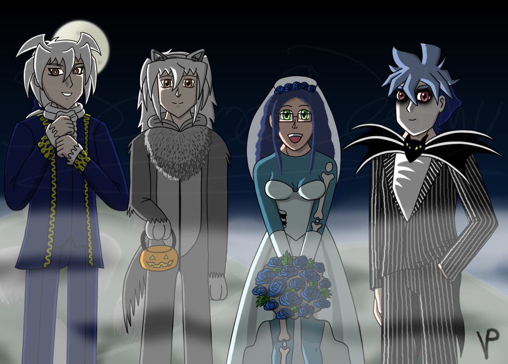 Very late Halloween 2010 by Schizo-Of-Destiny