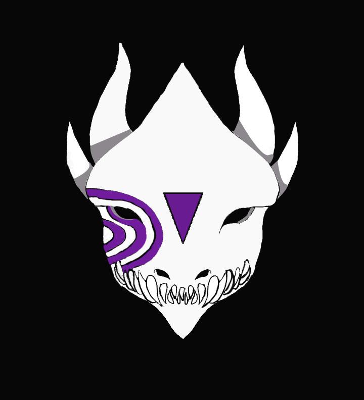 Arrancar Mask By Akahime4 On DeviantArt