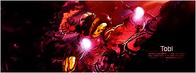 Ironman signature by Medabytes