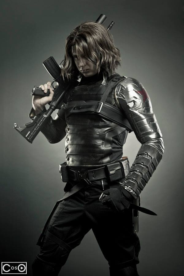The Winter Soldier by arivin923