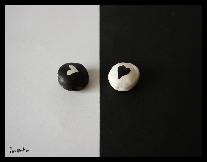 Black and white love