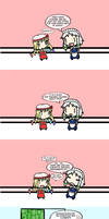 Flandre Goes to School