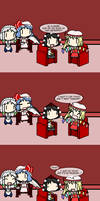 How Flandre Destroyed the Meteorite