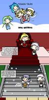 Touhou Tales Snow Whiterock Part 1