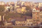Walking through Belgrade