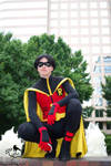 Young Justice Jason