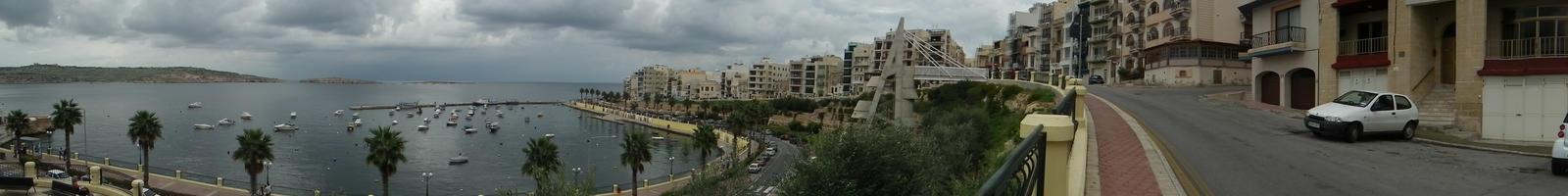 pano from a maltese hotel by boybeck