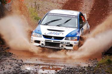 Scottish rally 2011 - 3 by boybeck