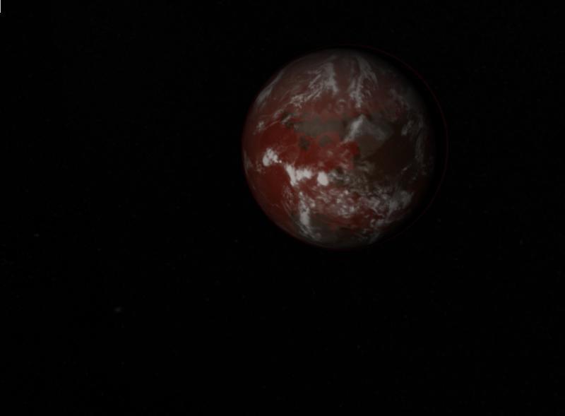 Gliese 581 G by Genbe89 on DeviantArt