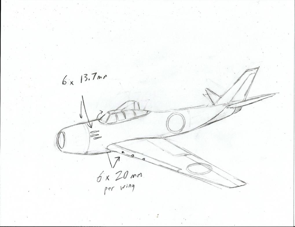 A8m2 sketch by Genbe89