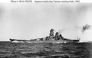 IJN Yamato by Genbe89