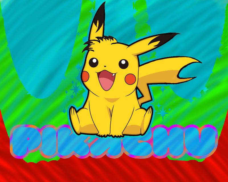 Pikachu by steven1352