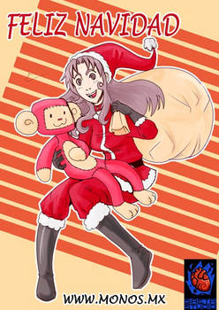 feliz navidad- saeta