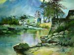 paintings  scenery