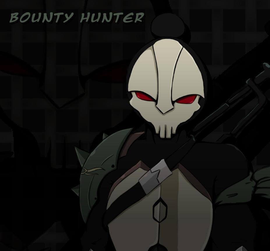 Bounty Hunter by Kuribelle