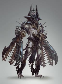 02 Torture monster
